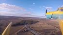 Полет на Як-18Т Бочка, конвеер