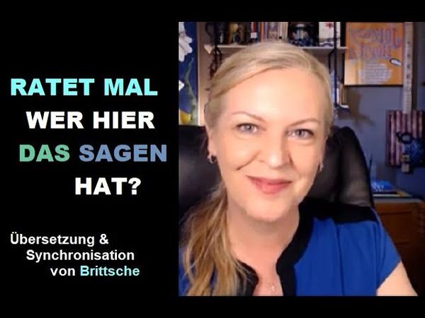 Amazing Polly deutsch BOOM Ratet mal wer das Sagen hat wenn es um Menschenversuche geht