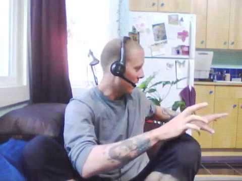 Benjamin Smythe Consciousness is listening on both ends