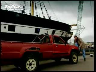 Испытание на прочность Toyota Hilux (Top Gear 3 сезон серии 5-6)