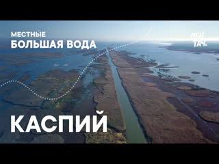 МЕСТНЫЕ. БОЛЬШАЯ ВОДА #6   Каспий