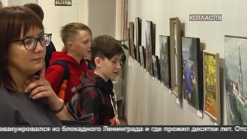 Персональная выставка Юрия Чиркова 10 09 2019