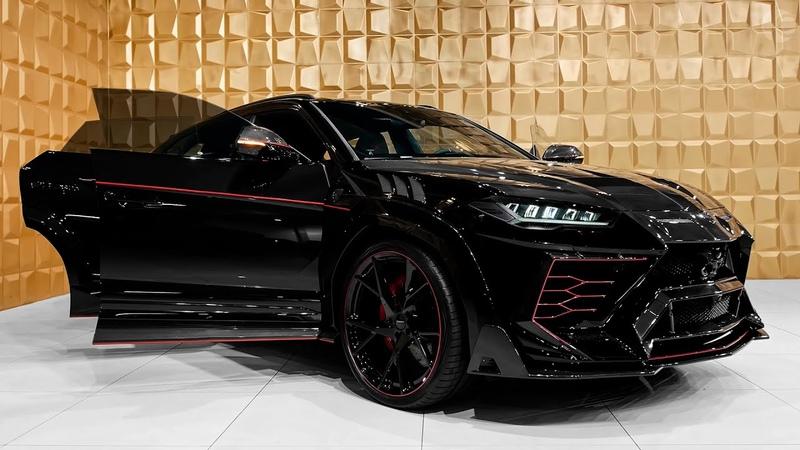 2020 MANSORY Lamborghini Urus WILD SUV