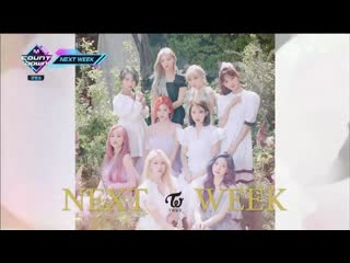 200528 TWICE Comeback Preview @ M!Countdown Next Week
