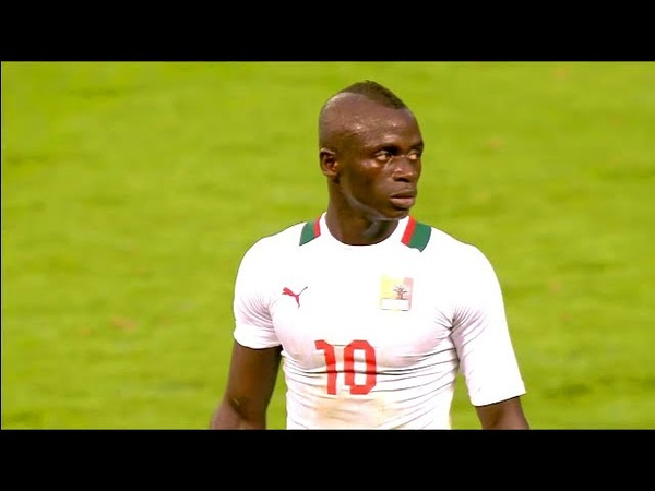 Young Sadio Mané vs Great Britain London 2012 Olympics HD