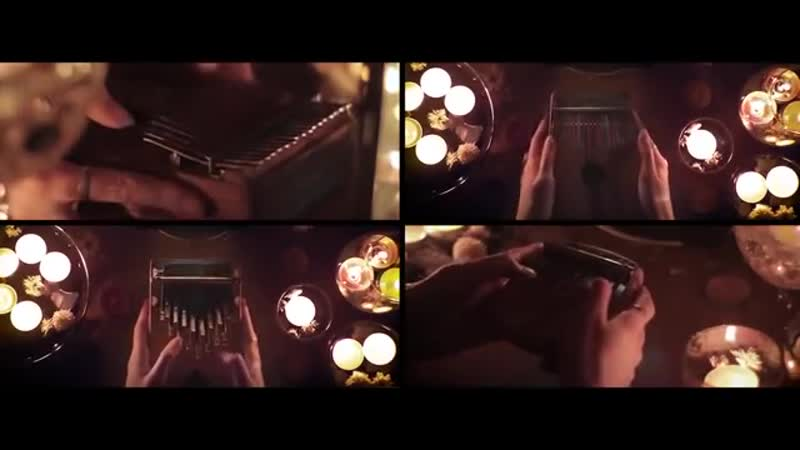 The Sound of Silence – Simon and Garfunkel (kalimba cover by Lady Chugun)