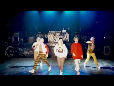 LOVE POLICE k pop party BOMJI NU'EST 뉴이스트 Sleep Talking 잠꼬대 Dance Cover