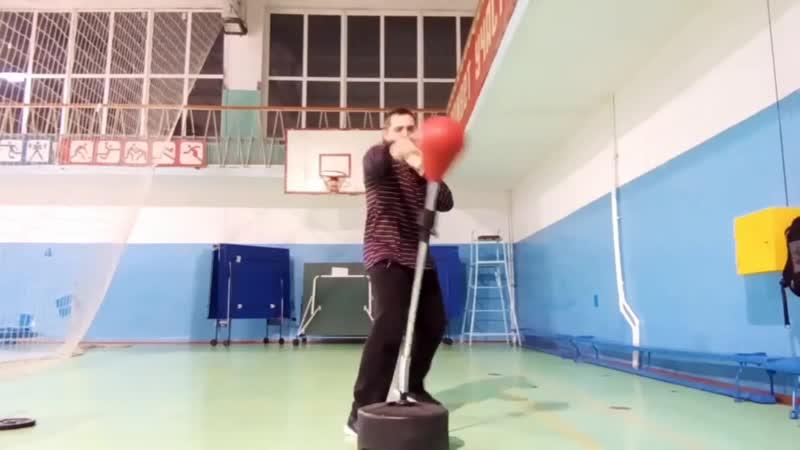 В спортзале Богородицк
