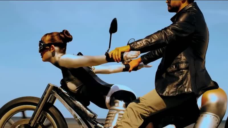 Премьера клипа! Uma2rman (Уматурман) - Мотоцикл Лучше (Гимн мотоциклистов)