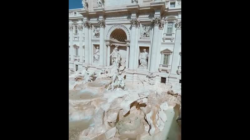 Trevi Fountain History Porn