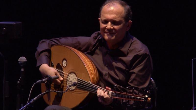 Anouar Brahem La nuit at La Philharmonie de Paris 2018