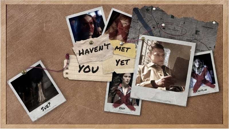 Ralph Dibny | Haven't Met You Yet