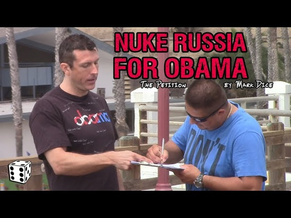 Liberals Sign Petition to NUKE RUSSIA so America will Stay World's Superpower