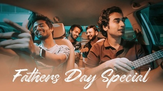 Papa Kehte Hain (Count On Me) Father's Day Special | World Music Day | Twin Strings