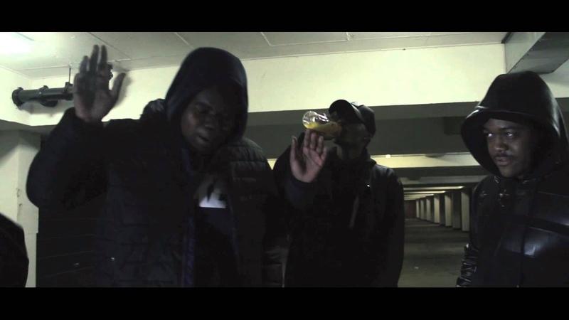 Karnage Skully Trizzac Narsty Street Walk @PacmanTV @Karnszsosa