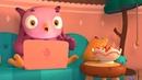 Бобр Добр - Все серии про гаджеты - Сборник новых мультиков для детей
