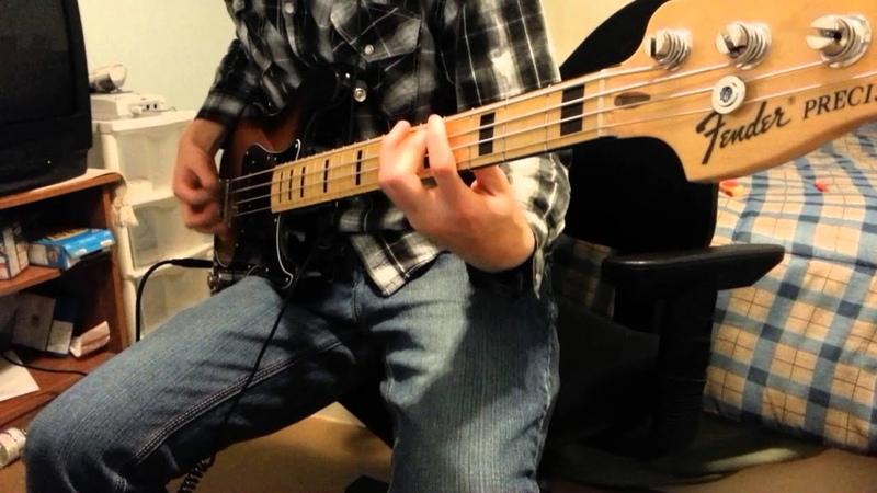 Fuwa Fuwa Time bass cover Instrumental