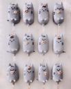Оцените это мороженое в виде котиков от 1 до 10 ⠀