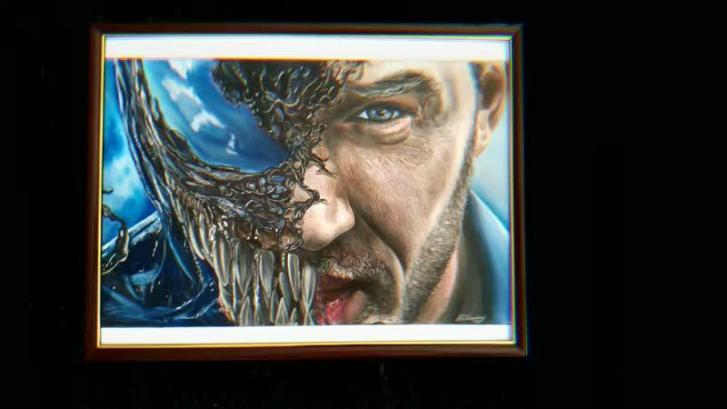 My art venom Marvel