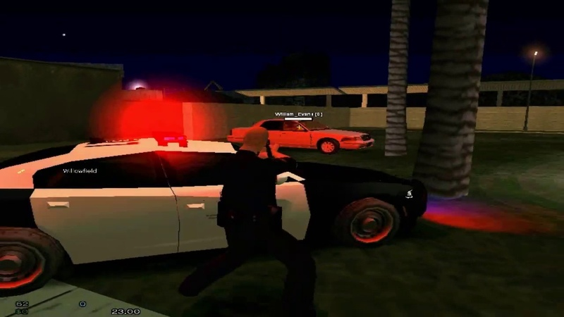 CODE 1 TAC 1 OFFICER NEEDS HELP Day of a police officer Los santos