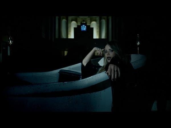 Angra Black Widow's Web feat Alissa White Gluz Sandy Official Music Video