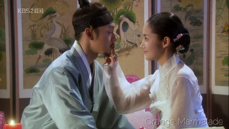 Отрывок из дорамы «Скандал в Сонгюнгване» (THE END) 20 серия. Озвучка GREEN TEA