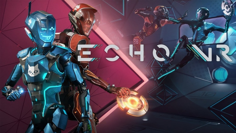 ECHO (VR) 🤖 • LETS PLAY OCULUS RIFT GAMES | SponsoredByOculus