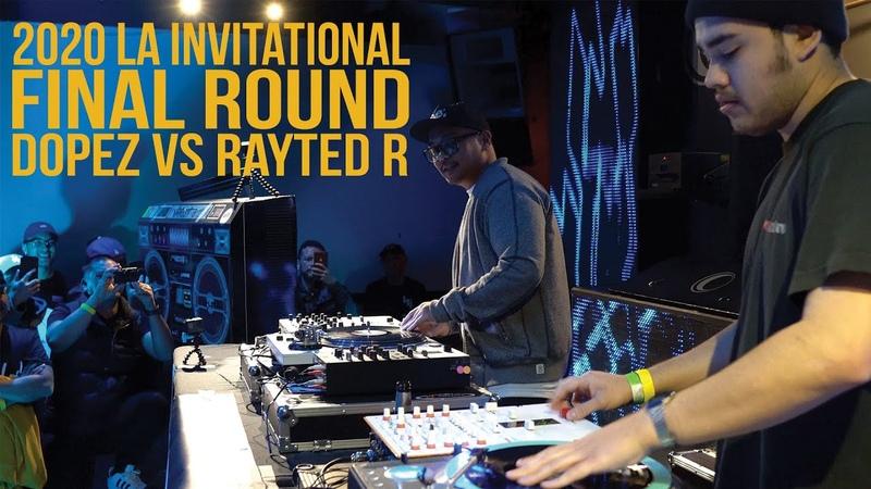 2020 Invitational Final Round Dopez vs Rayted R смотреть онлайн без регистрации