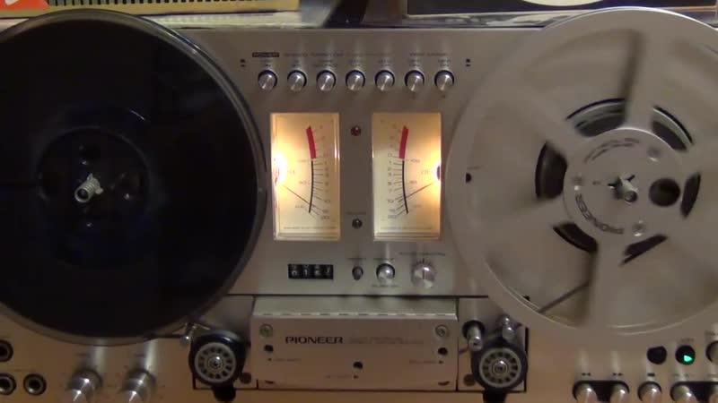 Катушечный магнитофон Pioneer RT 707