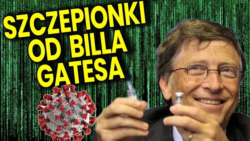 [Reupload bo Cenzura] Przymusowe Szczepionki od Bill Gates QA Analiza Komentator Pieniądze Film PL