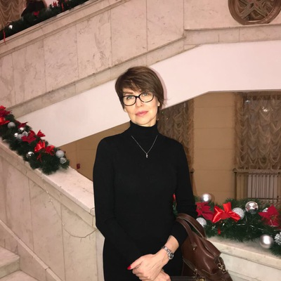 Оксана Крупеня
