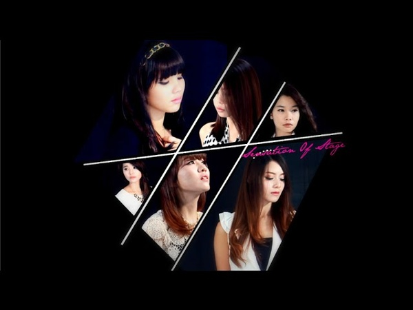 S.O.S Dalam Hati Saja || Official Lyric Video | Beautiful Sexy Girl band