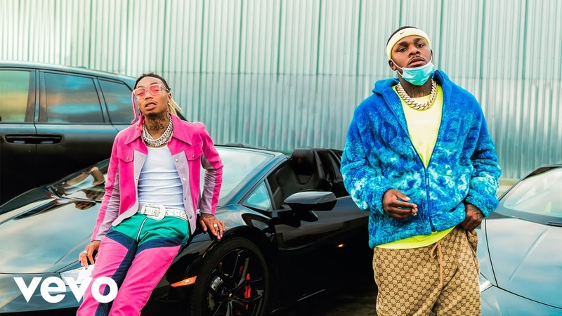 Tyla Yaweh Stuntin' On You Official Music Video ft DaBaby