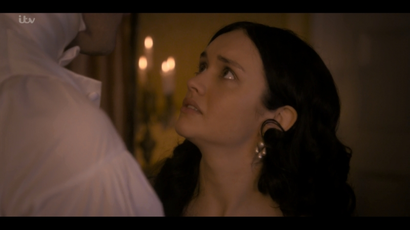 """Vanity Fair Season 1, Episode 4 """" In Which Becky Joins Her Regiment """" (itv 2018 UK)(ENG)"""