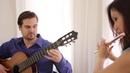 Kaori Fujii Eric Cecil Duo: Aubade by Mark Delpriora