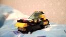 Новая моделька машинки из лего Придумал Сам