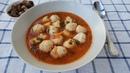 Турецкий суп с фрикадельками