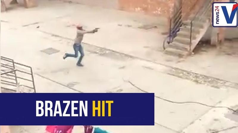 Мужчина убит в предполагаемой стрельбе в Вустере связанной с бандой