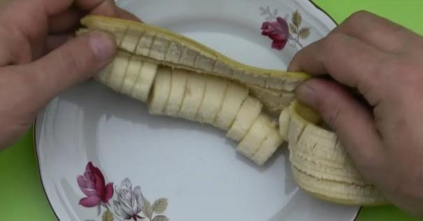 15 невероятных способов применения банановой кожуры, о которых вы точно не знали!