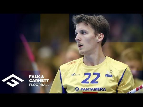 Sweden's Greatest Player Emil Johansson's Incredible Floorball Highlights