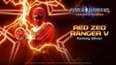 Red Zeo Ranger V (Zeo) | Official Moveset | Power Rangers: Legacy Wars