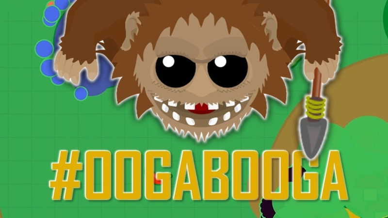 MOPE.IO MopeioBigfoot OogaBooga BIGFOOT ATTACKS MOPE WORLD! BIGFOOT TRAILER