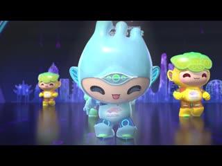 Талисманами Азиатских игр 2022 года в Ханчжоу стали три робота