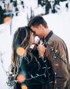 Я хочу поцеловать тебя 31 декабря в 23:59 и 1 января в 00:01.