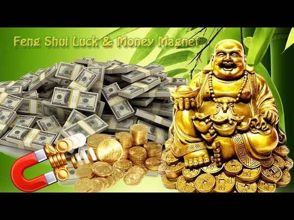 Feng Shui it brings Financial prosperity success and Luck Money Magnet listen 10 minutes a day