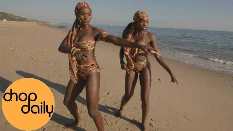 Popular AfroAfrican Dance Moves 2018 (Shaku, Pilolo, Kupe)   Chop Daily