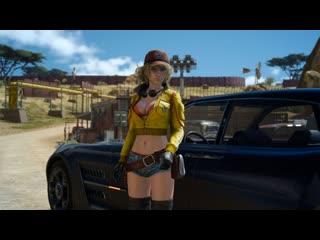 Final Fantasy XV - Прохождение #3. (без комментариев)