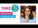 'Bad Education' Star Geraldine Viswanathan Can't Stop Bingeing This Show