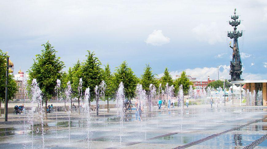 Самые интересные парки Москвы  #топ@mosc1   1. Парк
