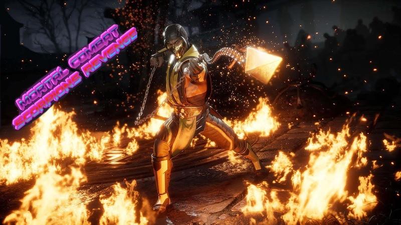 Mortal Combat Scorpion's Revenge Месть Скорпиона